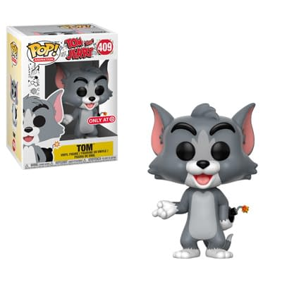 Funko Tom and Jerry Tom Target Exclusive Pop