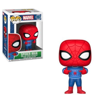 Funko Marvel Holiday Spidey