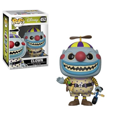 Funko Nightmare Before Christmas Pop Clown