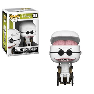 Funko Nightmare Before Christmas Pop Finkelstein