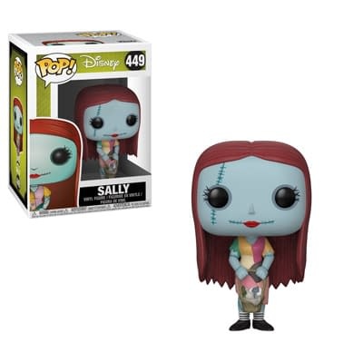 Funko Nightmare Before Christmas Pop Sally