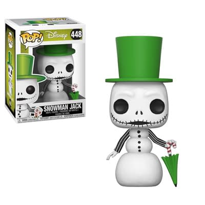 Funko Nightmare Before Christmas Pop Snowman Jack