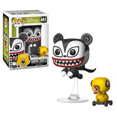 Funko Nightmare Before Christmas Pop Vampire Teddy