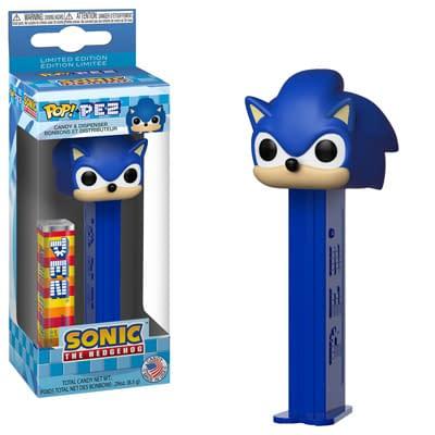 Funko Pez Sonic