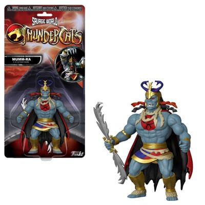 Funko Savage World Thundercats Mumm Ra Figure