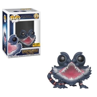 Funko Fantastic Beasts Chupacabra HT Exclusive