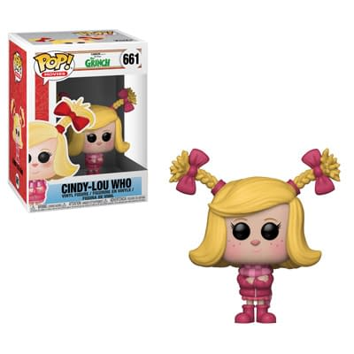 Funko The Grinch Cindy Loo Who