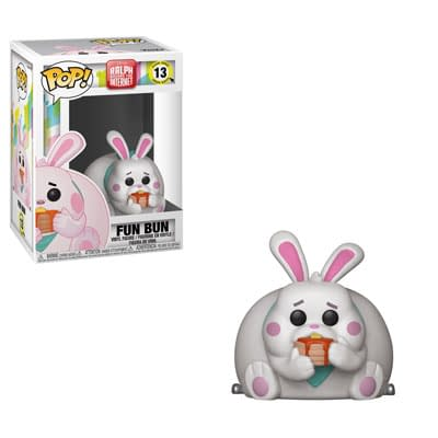 Funko Disney Wreck It Ralph Fun Bun
