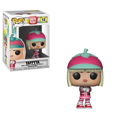 Funko Disney Wreck It Ralph Taffyta