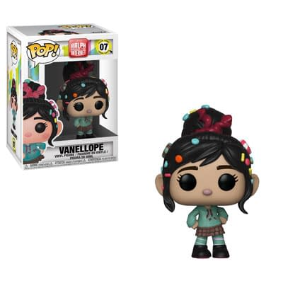 Funko Disney Wreck It Ralph Vanellope