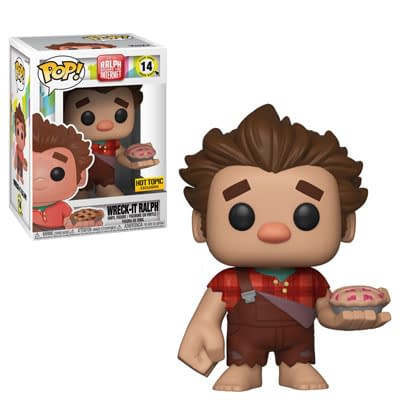 Funko Disney Wreck It Ralph With Pie