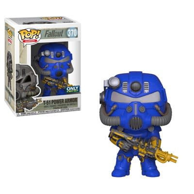 Funko Fallout Vault Tec Power Aromor Pop