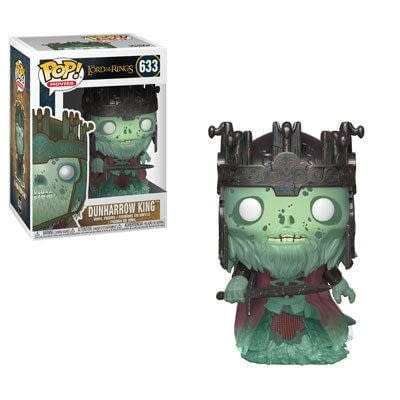 Funko Lord of the Rings Dunharrow King