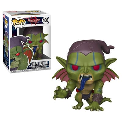 Funko Spider-Verse Green Goblin Pop