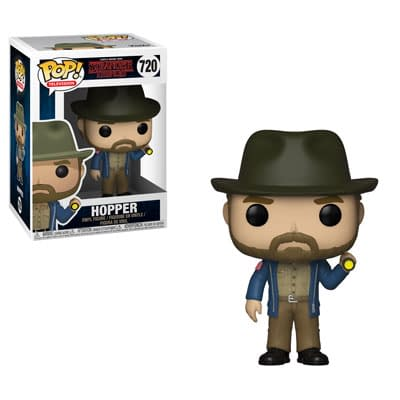 Funko Stranger Things Hopper