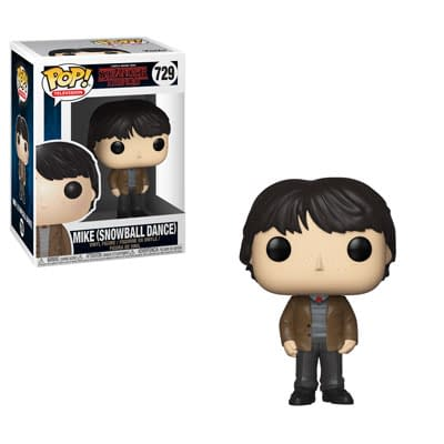 Funko Stranger Things Mike Snowball Dance