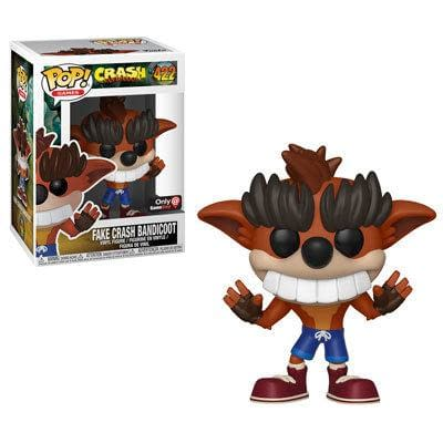 Funko Crash Bandicoot Pop 4