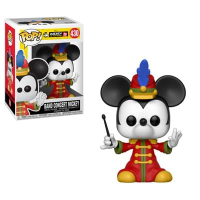 Funko Disney Mickey Mouse Band Concert Mickey