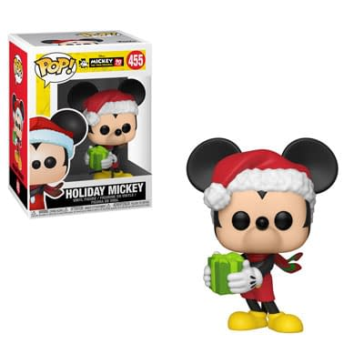 Funko Disney Mickey Mouse Holiday Mickey