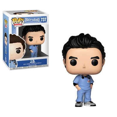 Funko Scrubs JD Pop