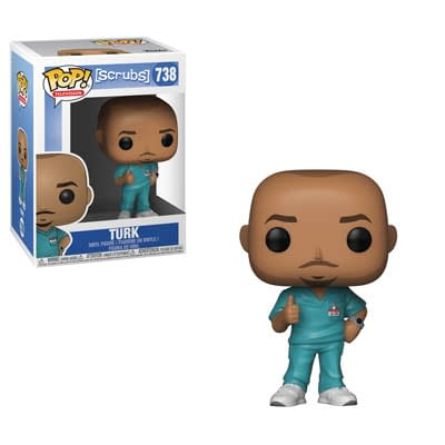 Funko Scrubs Turk Pop