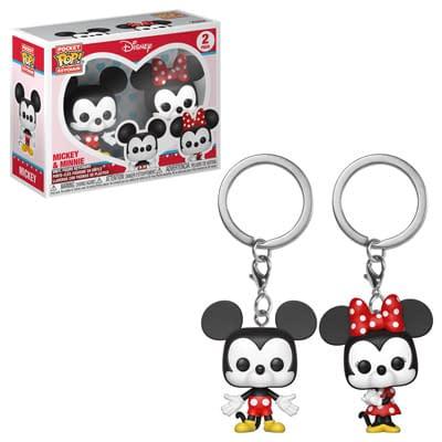 Funko Disney Pop Keychains