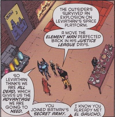 Fun And Frolics With The Continuity Of Batman Inc