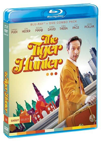 The Tiger Hunter blu-ray