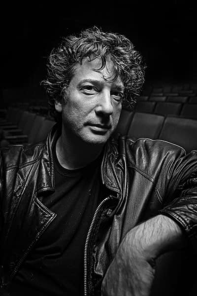 Neil Gaiman In Talks To Write Doctor Who Novel