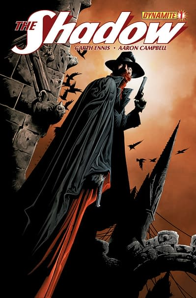 The Shadow Interview: Garth Ennis Knows What Evil Lurks in the Hearts of Men