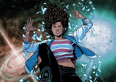 Why Marvel Needs To Make America Chavez A Goddess