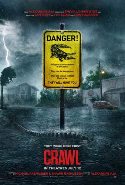 'Crawl': Watch the Trailer for This Summer's Meg-Like Creature Film