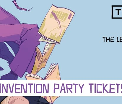 Bleeding Cool Are Off To Thought Bubble Next Week