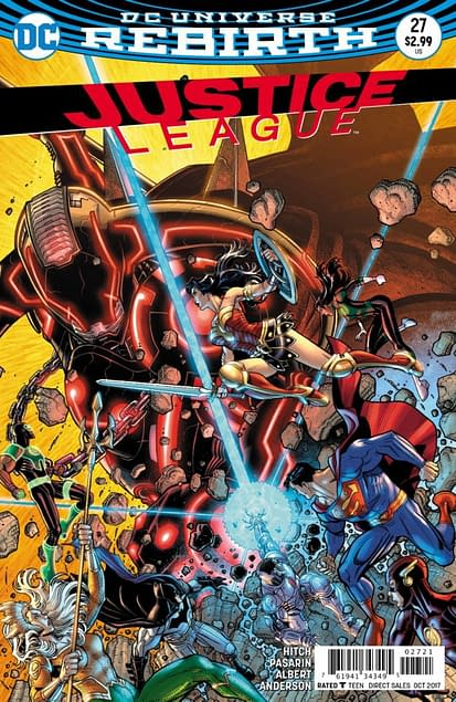 Justice League #27 Review: The Justice League Meets Their Children