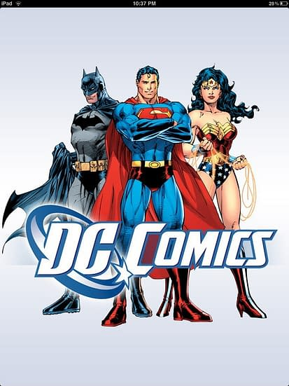 DC Contact Creators About Payment Schemes For Digital Comics