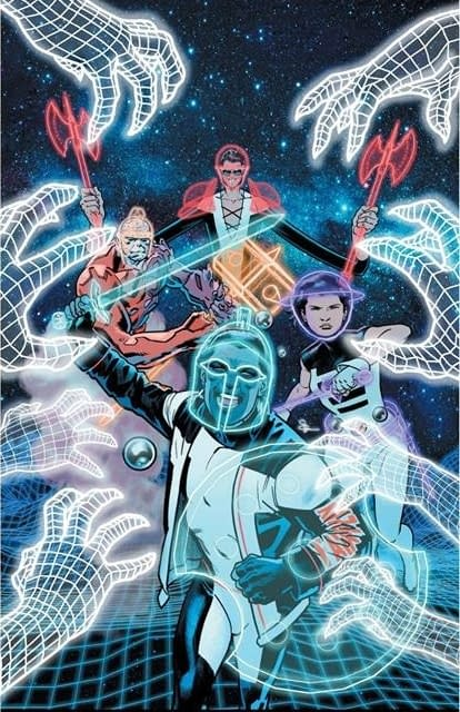 Now It's Time For DC Comics' The Terrifics to Fight God in May