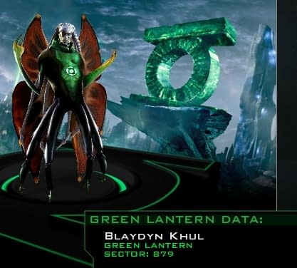 Create Your Very Own Customisable Green Lantern