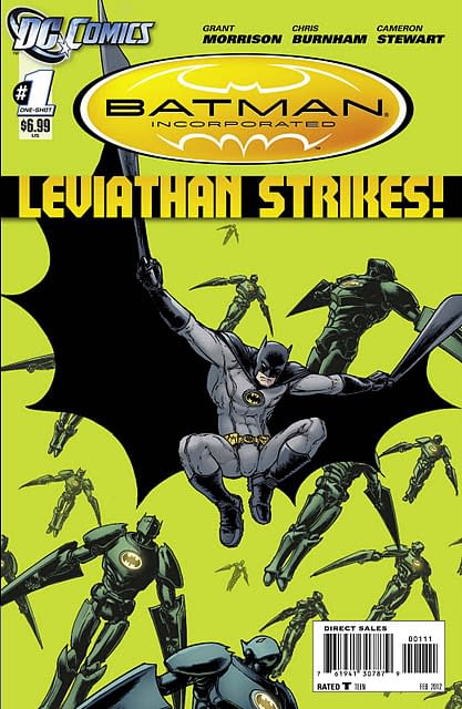 Batman, Incorporated: Leviathan Strikes!