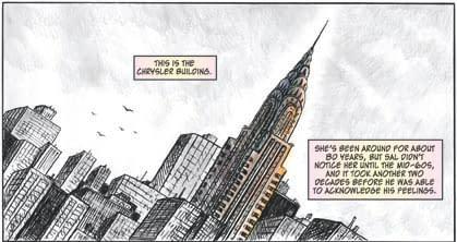 When Buildings Fall In Love
