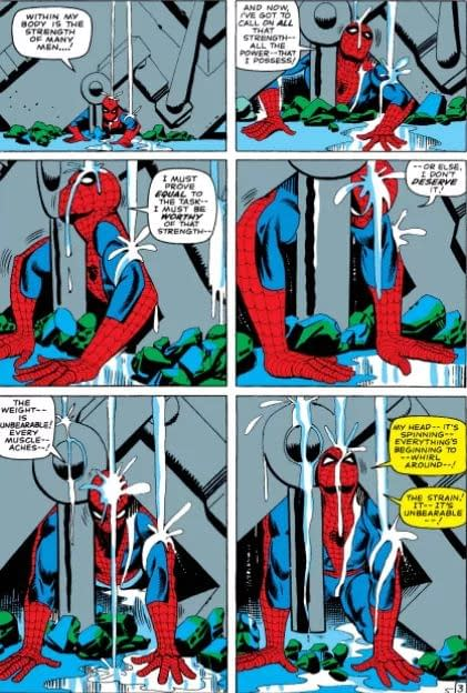 Spider-Man: Life Story Reached 9/11 in the 00s (Spoilers)