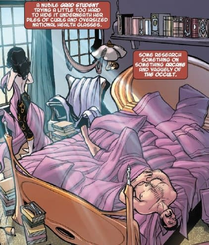 Defenders #1 by Matt Fraction and Terry Dodson – A Taster's Menu