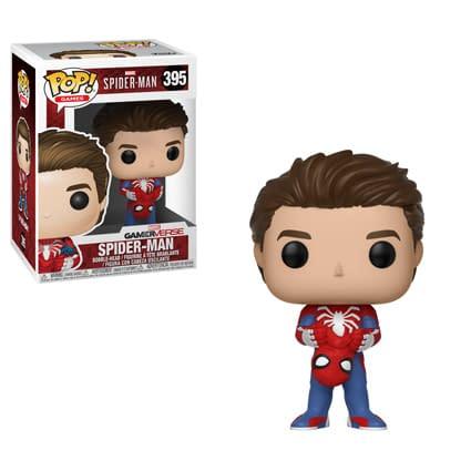 Funko Spider-Man Unmasked Spidey