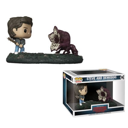 Funko Stranger Things TV Moment Steve
