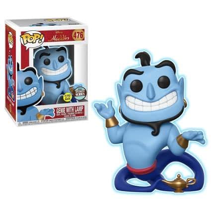 Funko Aladdin Glow Genie in Lamp