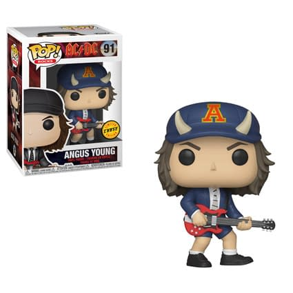 Funko ACDC Angus Chase