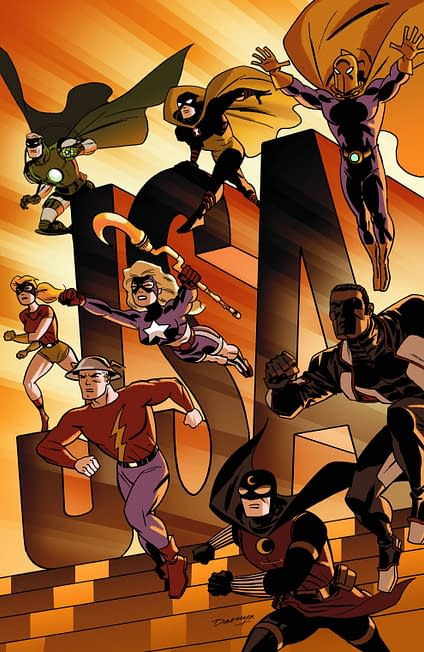 DC Confirms James Robinson And Nicola Scott On JSA… And Earth 2