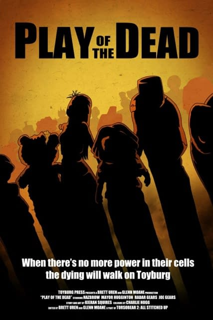 Play of the dead poster