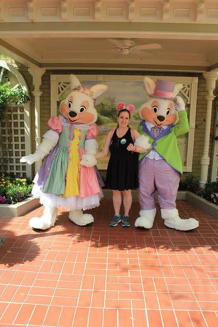 The Many Easter Eggs of Disney World