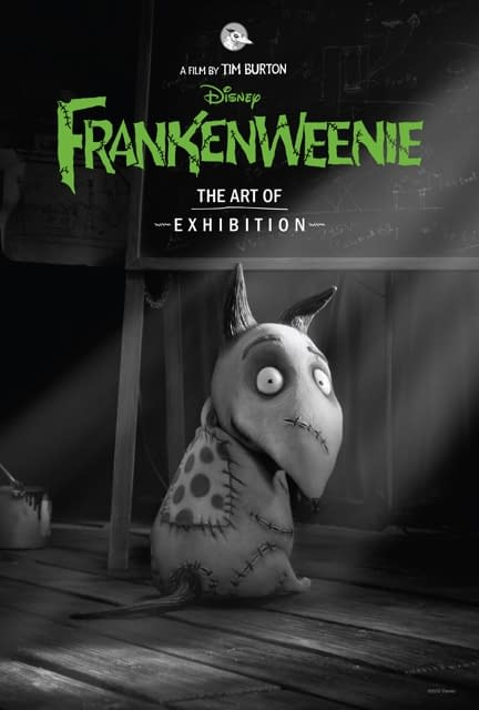 Tim Burton S Frankenweenie Sets And Puppets Going On Tour