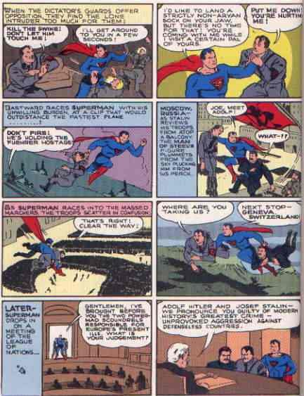 The Powerful Popularity Of Superhero Comics During World War II